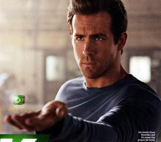 """""""O anel é meu, eu dou pra quem eu quiser."""" (Green Lantern)"""